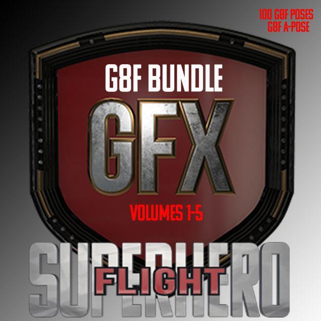 SuperHero Flight Bundle for G8F
