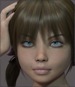 TDT-Sabrina for Genesis 8 Female
