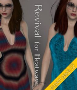 Revival for Heatwave V4_Poser