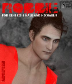 Robbie for Genesis 8 Male and Michael 8
