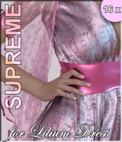 Supreme- Lilium-Dress