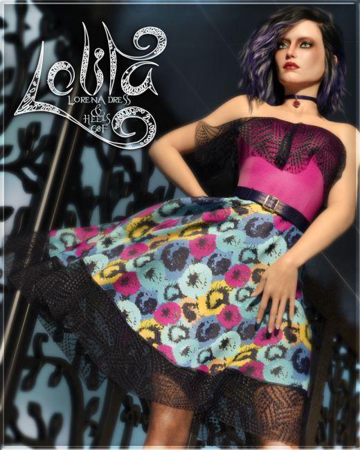 Lolita Lorena G8F