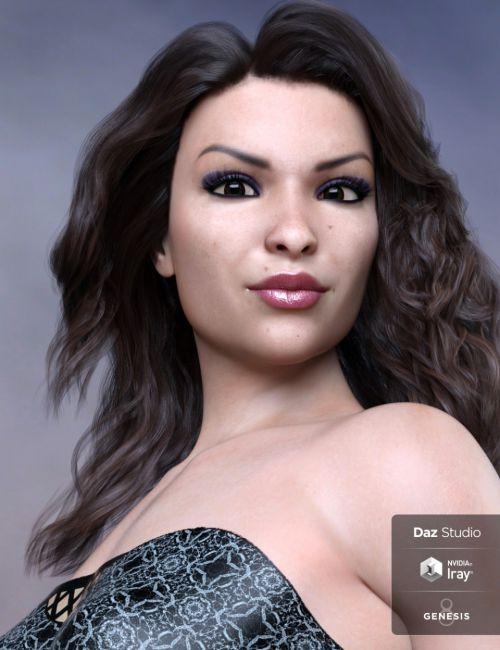 Vilandra for Genesis 8 Female
