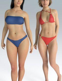 Real World Celebrities: Body Morphs for Genesis 8 Female(s)