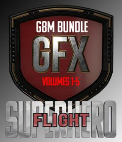 SuperHero Flight Bundle for G8M