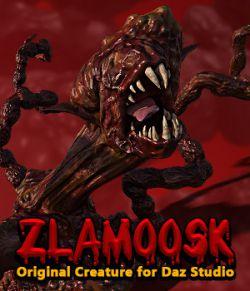 ZLAMOOSK standalone character for Daz Studio