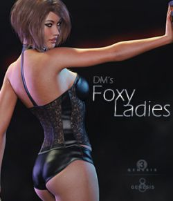 DMs Foxy Ladies