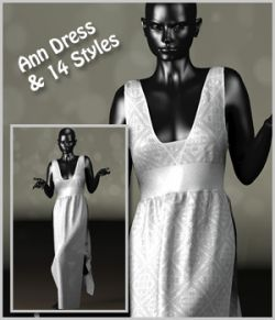 Ann Dress and 14 Styles for Project Evolution