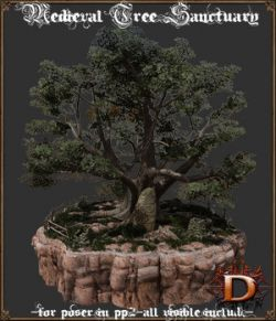 Medieval Tree Sanctuary
