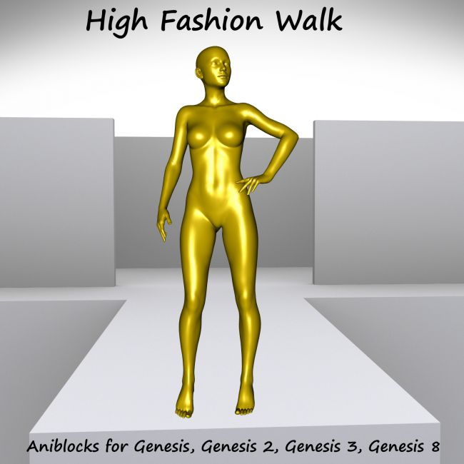 High Fashion Walk