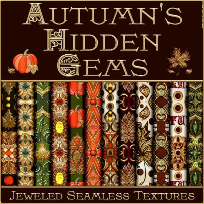 Autumn Hidden Gems Texture Pack