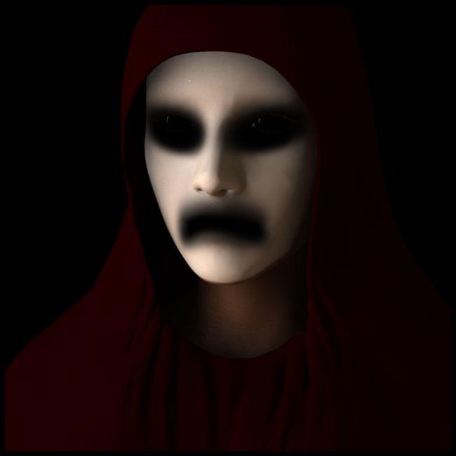 Masks for Genesis 8 Female