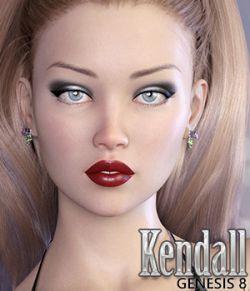 Kendall for Genesis 8 Female