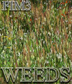 Flinks Instant Meadow 3- Weeds