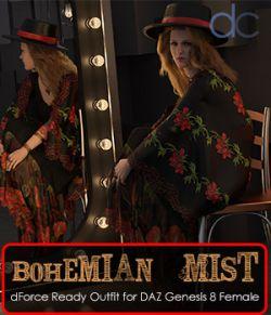 DC-Bohemian Mist
