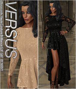 VERSUS - dforce only Haute Couture Brilliance G3F G8F