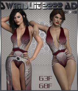 dforce Swimsuit 2222 AD