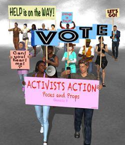 Activists Action G8