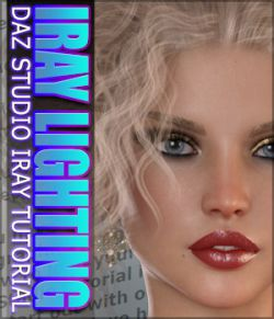 SV Daz Studio Iray Lighting Tutorial