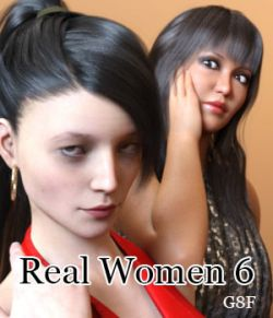 Real Women 6 for G8F