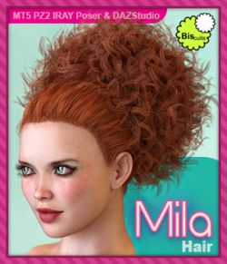 Biscuits Mila Hair