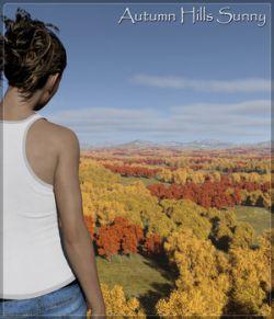 Autumn Hills Sunny