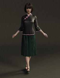 Hann Mei Outfits for Genesis 8 Female(s)