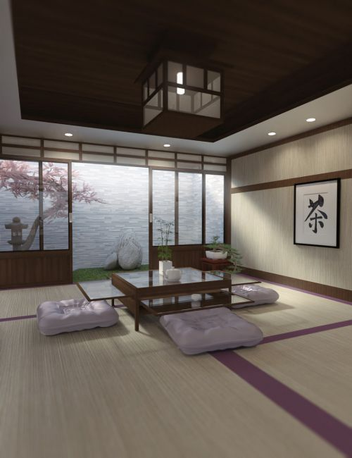 Japanese Dining Room
