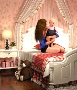 Little Princess's Bedroom