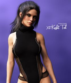 X-Fashion Kombat Tech for Genesis 8 Females