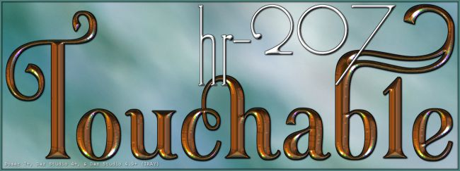 Touchable Hr-207