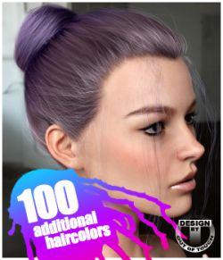 Daily Bun Hair Texture XPansion