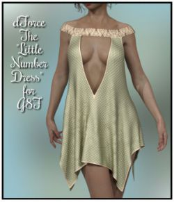 dForce- The Little Number Dress for G8F