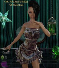 Chic for Alice Dress G8 Females