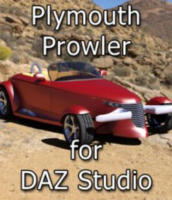 Prowler - for DAZ Studio