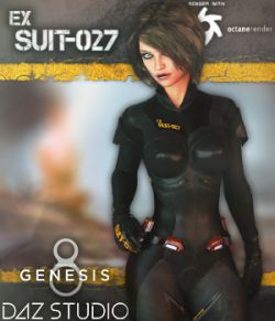 Exploration Suit G8F