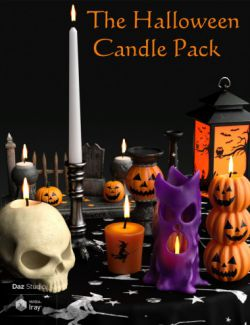 The Halloween Candle Pack