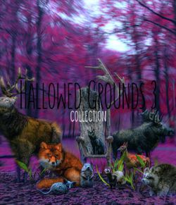 Hallowed Grounds Collection 3