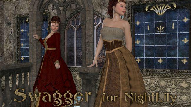 Swagger for NightLily V4_Poser
