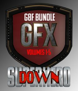 SuperHero Down Bundle for G8F