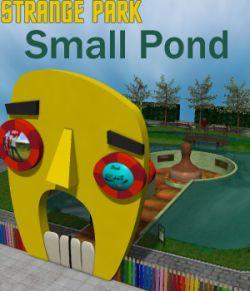 Strange Park - Small Pond