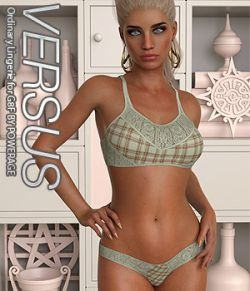 VERSUS- Ordinary Lingerie for G8F