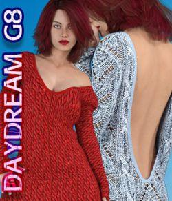 dforce Daydream Genesis 8