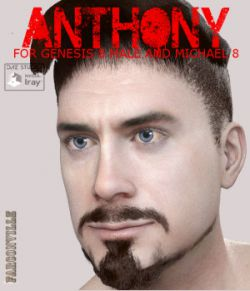 Anthony for Genesis 8 Male and Michael 8