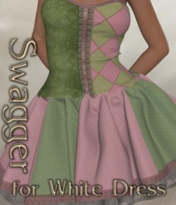 Swagger for White Dress V4_Poser