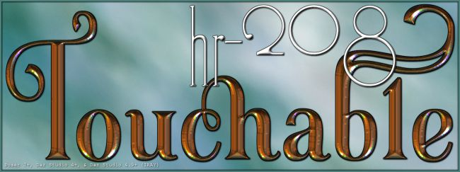 Touchable Hr-208