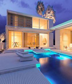 Villa RA - Extended License