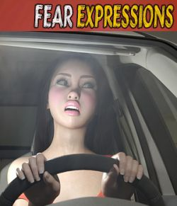 Fear - Expressions for Genesis 3 and Genesis 8