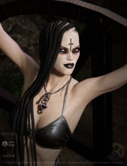Isadora the Witch for Genesis 8 Female(s)