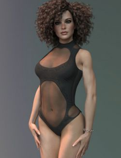 X-Fashion Sublime Bodysuit for Genesis 8 Female(s)